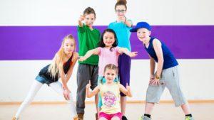 Dance Kids @ Schulturnhalle, Westendorf