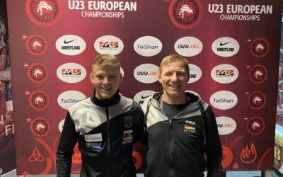Vorzeitiges Aus bei U23-EM