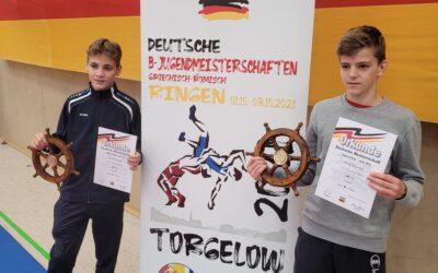 Bilanz DM B-Jugend in Torgelow